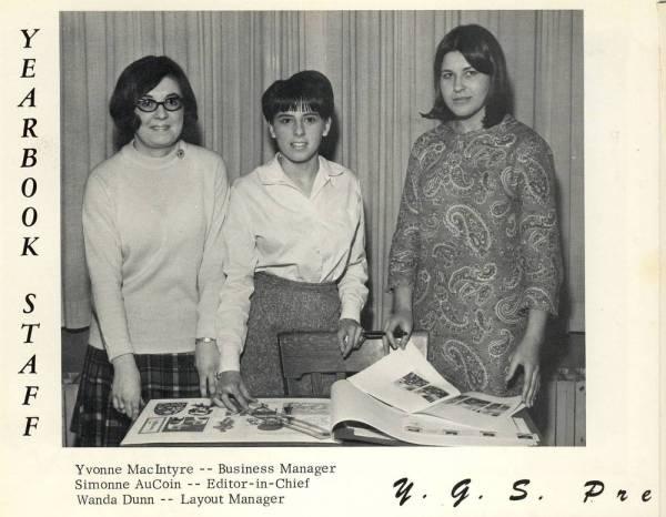 Yearbookstaff
